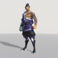 Hanzo Skin Gladiators.png