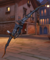 Hanzo Skin Overwatch League Gray Weapon 1.png