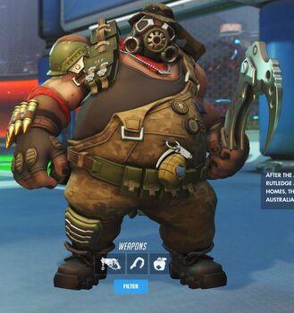 Roadhog Skin Militia.jpg