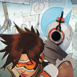 Tracer—London Calling Issue 3