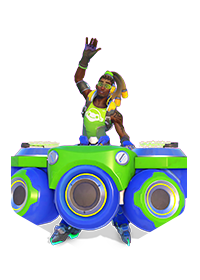 Lucio Legendary OWL All Access Pass emote.png
