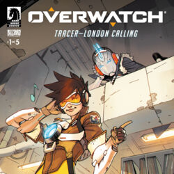 Tracer—London Calling Issue 1