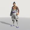 Hanzo Skin Gladiators Away.png