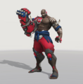 Doomfist Skin Justice.png
