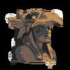 Spray Pharah Statue.png