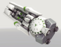Orisa Skin Valiant Away Weapon 1.png