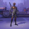 Genji Skin Overwatch League Gray.png