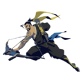 Spray Hanzo Archer.png