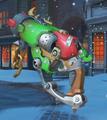 Roadhog Skin Rudolph Weapon 1.png