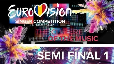 Eurovision Song Competition 12 SF1