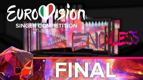 Eurovision 13 Final
