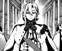 Ferid Bathory manga.png