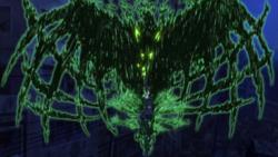 Yōichi Saotome usando a Gekkōin (anime).png