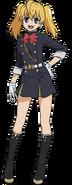 Serafin Końca - Mitsuba Sangū (Anime)