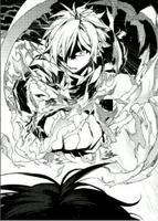 LN Shinya Summoning Weapon