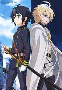 ChuuritsuTv(Plakat promocyjny z magazynu Animedia)