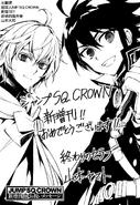 Yu and Mika SQ Crown