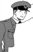 Aichi Police Officer - Seraph Catastrophe manga
