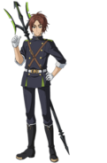 Cała Postać Makoto