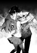 Catastrophe Book 4 - Guren kisses Mito