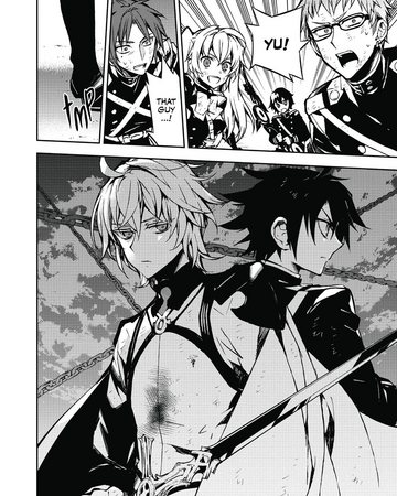 Trumpet Of The Apocalypse Owari No Seraph Wiki Fandom One day, a mysterious virus appeared on earth which killed every infected human over the age of 13. apocalypse owari no seraph wiki