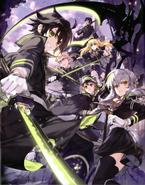 BD-DVD volume 3 Full illustration