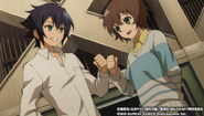 Unmei no Hajimari - Yoichi's route (3)