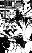 Michaela book 1 - Crowley and Ferid in the library