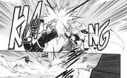Mika vs Guren clash