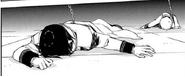 Saito absorbing their life energy