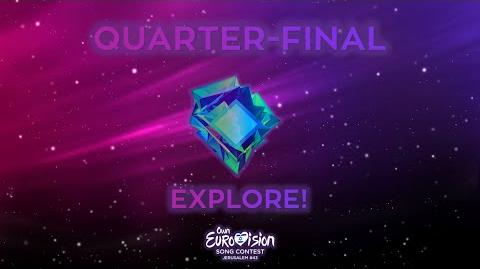 Own Eurovision Song Contest 43 Quarter-final