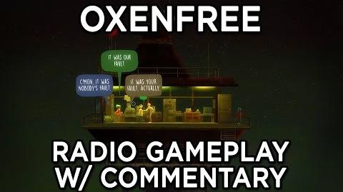 Oxenfree Gameplay with Developer Commentary