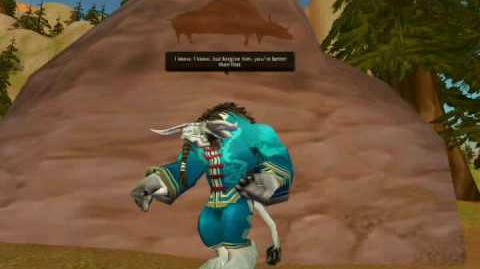 Inventing Swear Words 1 - World of Warcraft (WoW) Machinima by Oxhorn