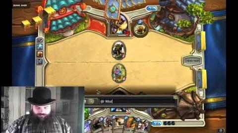 Hearthstone Session by Oxhorn