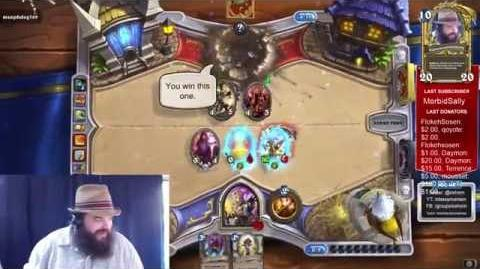 4 - The Great Summoner Competition - Hearthstone Tavern Brawl