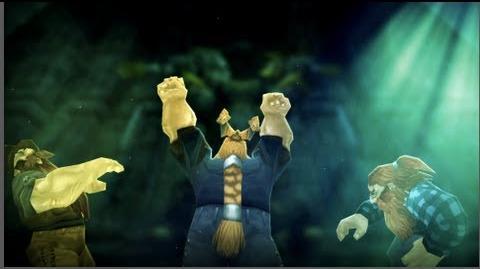 We Three Dwarves - World of Warcraft (WoW) Machinima by Oxhorn