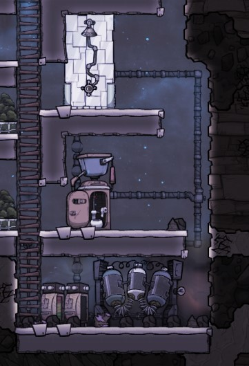 Guide Self Sustainable Bathrooms Oxygen Not Included Wiki