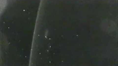 NASA Footage of UFO Fleet Leaving Earth