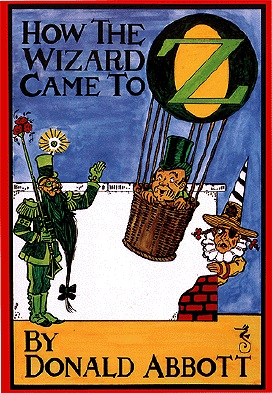 How the Wizard Came to Oz (book)