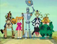 Adventures in the Emerald City cast