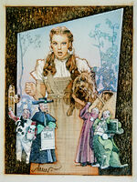 The Wizard Of Oz by Drew Struzan