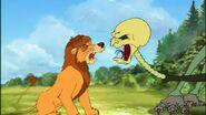 Adventures Lion