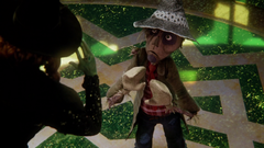Scarecrow Once