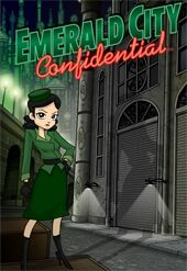 Emerald City Confidential publicity picture