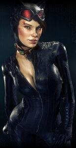 Arkham Knight Catwoman profile-1-