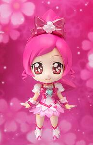 Bandai chibi-arts cure blossom01