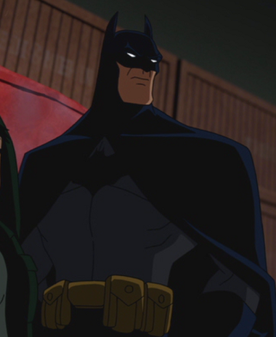 Batman (Under the Red Hood)