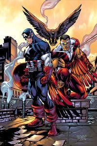 Captain-America-and-Falcon