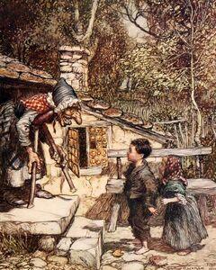 Hansel Grethel other Tales 1920 - 1 1024x1024