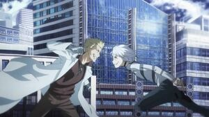 Accelerator vs. Amata Kihara